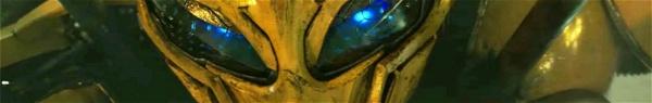 Bumblebee trava guerra para proteger os humanos em novo trailer!