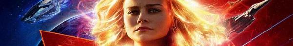 Capitã Marvel: Action-figure confirma forma binária da heroína no filme