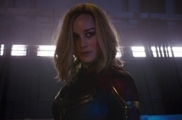 Capitã Marvel   Carol Danvers está pronta para a ação em novo pôster!