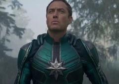 Capitã Marvel | Cena deletada mostra visita de Yon-Rogg à Inteligência Suprema!