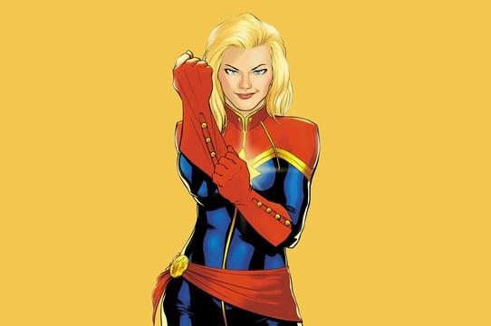 Capitã Marvel: conheça a história e os poderes da super-heroína
