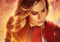 Capitã Marvel | Estimativa aponta US$ 100 milhões no primeiro final de semana