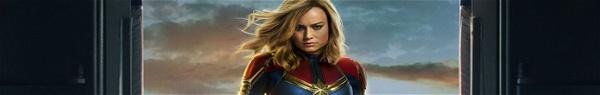 Capitã Marvel: Filme ganha nova foto com Jude Law e Brie Larson