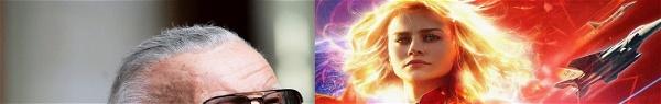 Capitã Marvel | Filme tem homenagem emocionante a Stan Lee