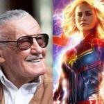 Capitã Marvel   Filme tem homenagem emocionante a Stan Lee