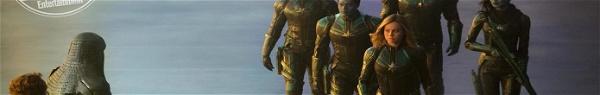 Capitã Marvel: Foto traz Jude Law e legenda reafirma seu personagem!