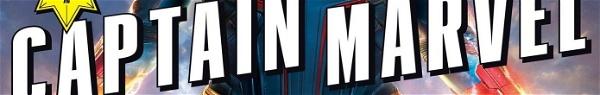 Capitã Marvel ganha primeiras fotos oficiais (de uniforme vermelho e azul!)