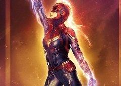 Capitã Marvel ganha vídeo com bastidores e cenas inéditas!