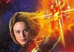 Capitã Marvel: Heroína, Talos e Goose estampam novos pôsteres