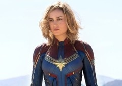 Capitã Marvel: Imagem lembra que faltam 100 dias para estreia