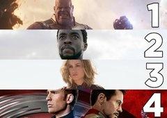 Capitã Marvel já tem a 3ª maior arrecadação em pré-venda da Marvel!