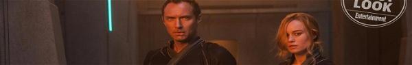 Capitã Marvel: Jude Law dá detalhes de seu misterioso personagem