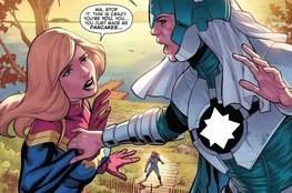 Capitã Marvel: Nova HQ da heroína pode dar dicas do filme