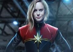 Capitã Marvel | Novo pôster internacional é revelado!
