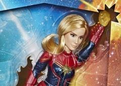 Capitã Marvel: Novos colecionáveis podem ter revelado grande spoiler!