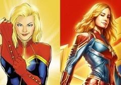 Capitã Marvel | Tudo que mudou entre os quadrinhos e o filme!
