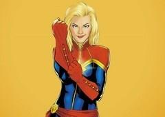 Capitã Marvel vai homenagear filmes de ação dos anos 1990, diz Feige