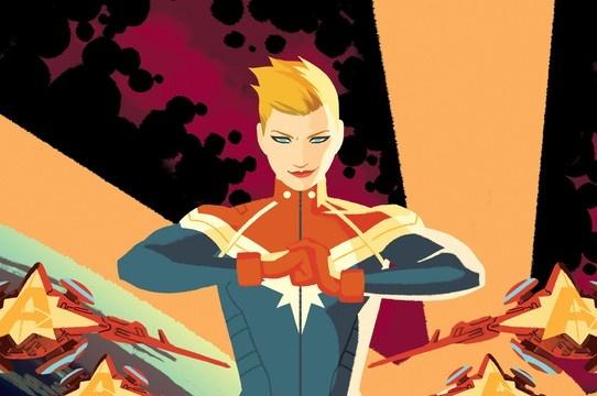 Capitã Marvel vai ser a personagem mais forte dos filmes Marvel