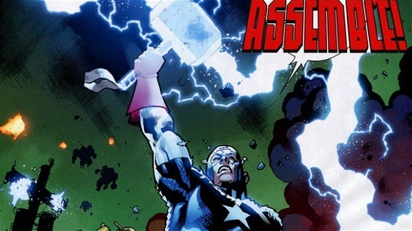 7 Personagens Que Conseguiram Erguer O Martelo Do Thor