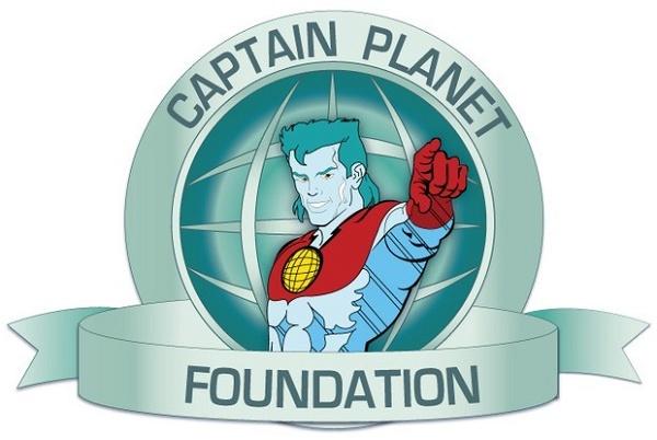 Logo da Fundação Capitão Planeta