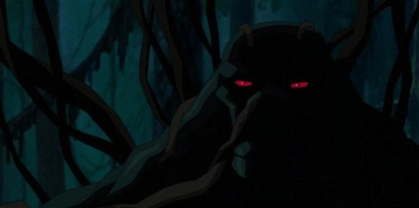 monstro do pantano