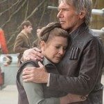 Carrie Fisher conta por que Han Solo e Leia se separaram