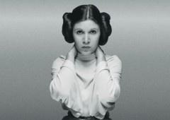 Carrie Fisher morre aos 60 anos. Até sempre princesa Leia!
