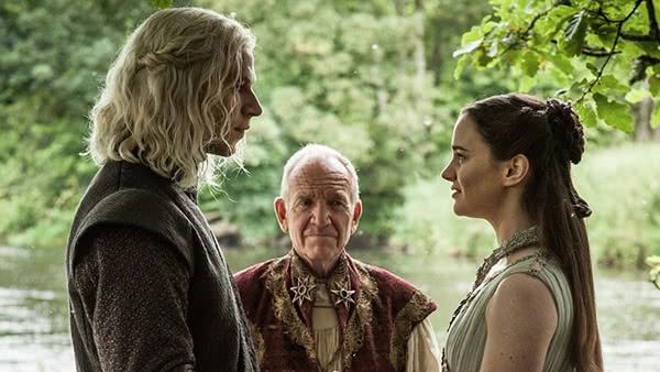 casamento de Rhaegar e Lyanna