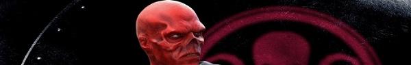 Conheça o malvado Caveira Vermelha, inimigo do Capitão América