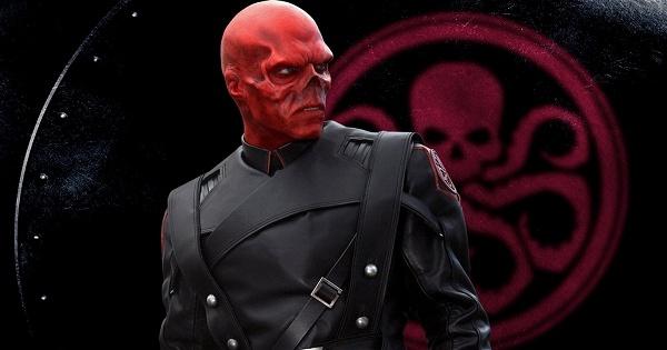 Conheça o malvado Caveira Vermelha, inimigo do Capitão América - Aficionados