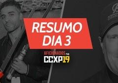 Star Wars IX, Marvel e tudo o que rolou no 3º dia | CCXP19