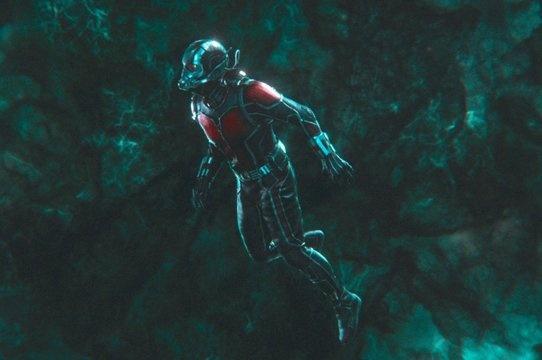 Cena deletada de Homem-Formiga e a Vespa revela mais sobre o reino quântico