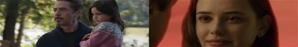 Cena entre Tony e Morgan Stark deveria estar no filme? Assista!