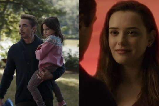 Cena entre Tony e Morgan Stark deveria estar no filme? Assista!