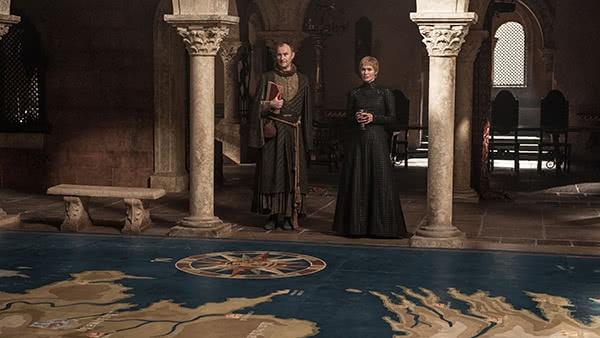 Cersei e Tycho Nestoris