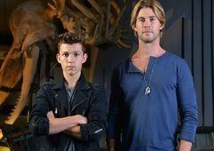 Chris Hemsworth revela que sugeriu o nome de Tom Holland para o papel de Homem-Aranha!