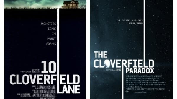 cloverfield posteres