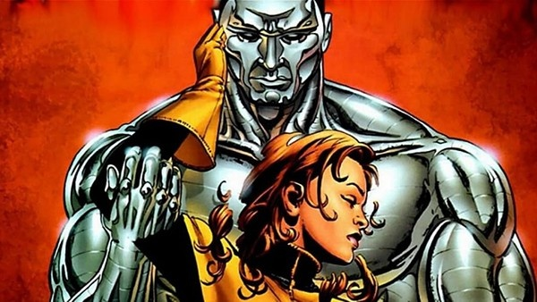 Colossus e Kitty Pryde