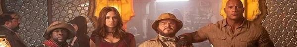 Confira os combos de Jumanji: Próxima Fase da Cinemark e Cinepólis