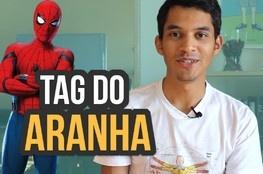Como o Homem-Aranha mudou sua vida? Respondemos à tag! (VÍDEO)