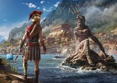 Confirmado DLC de Atlantis para Assassin's Creed Odyssey