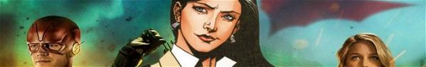 Confirmados mais detalhes sobre Lois Lane no Arrowverse!