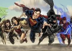 A origem da Liga da Justiça, o primeiro grande time de super-heróis!