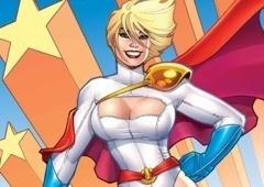 Conheça a Poderosa, a super-heroína da DC Comics