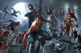 Descubra as outras versões do Homem-Aranha do Aranhaverso