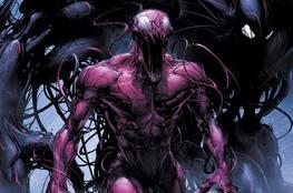 Conheça o Carnificina, o filho sociopata de Venom