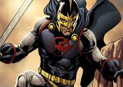 Conheça o Cavaleiro Negro, o fantástico guerreiro da Marvel!