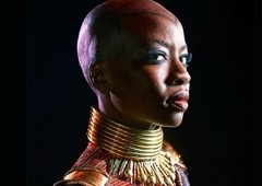 Conheça Okoye, a grande guerreira de Wakanda!