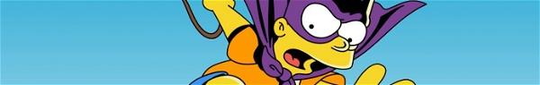 Conheça os 10 melhores super-heróis que já apareceram em Os Simpsons