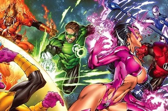 Conheça os juramentos de todos os Lanternas da DC